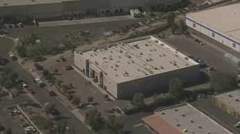 The plant is located at 6760 W. Chicago St. in Chandler. (Source: CBS 5 News)
