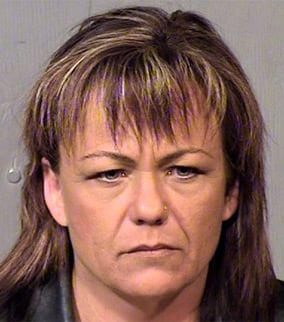 Accountant Michelle Hice was sentenced to 11 years in prison. (Source: Maricopa County Sheriff's Office)