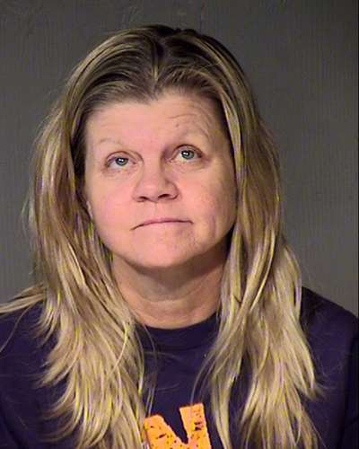 Carmen Lynn Fischer Garcia (Source: Maricopa County Sheriff's Office)