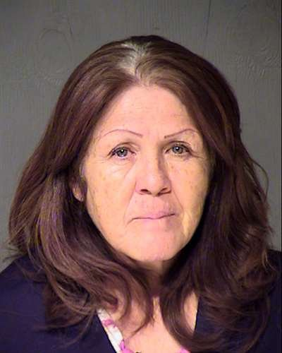 Oralia L. Garcia (Source: Maricopa County Sheriff's Office)