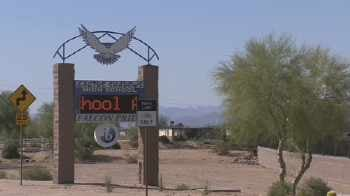 Cactus Shadows High School (Source: CBS 5 News)