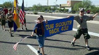 Daisy Mountain Veterans Parade set for Nov. 9