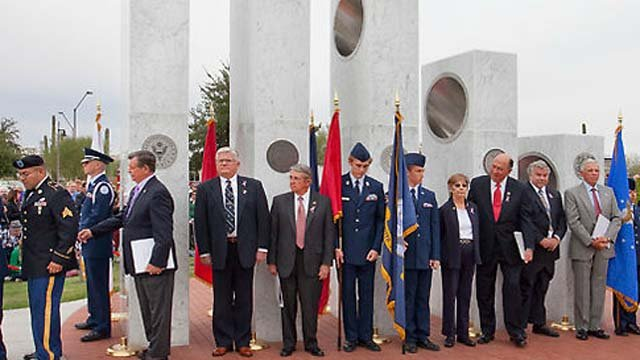 Veterans Day Ceremony at Anthem Veterans Memorial set for Nov. 11