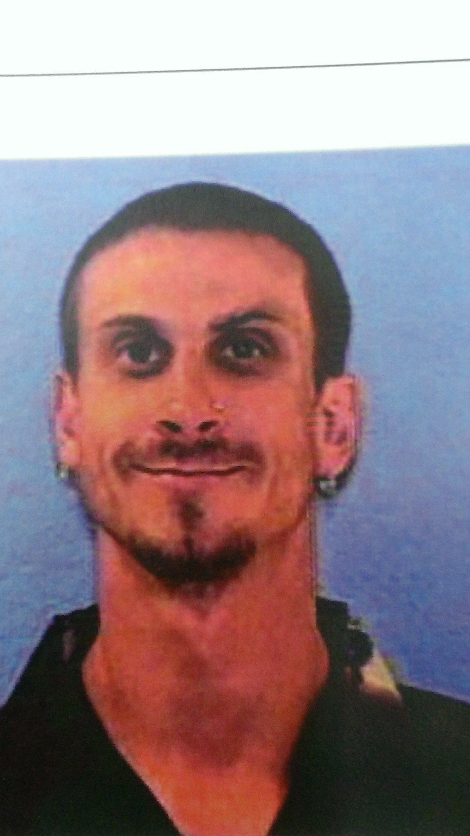 Daniel Lee Cook, the suspect police are searching for. (Source: Phoenix Police Department)