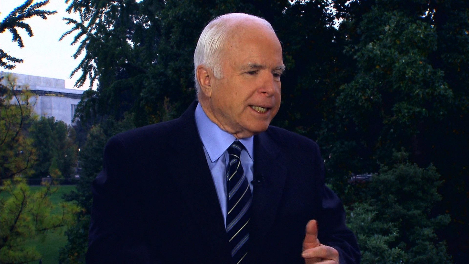 John McCain (Source: CNN)
