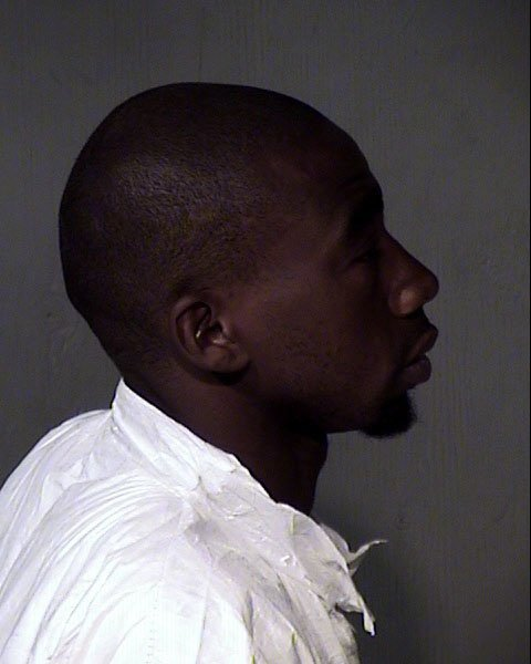 Ford was charged with one count of premeditated first-degree murder. (Source: Maricopa County Sheriff's office)