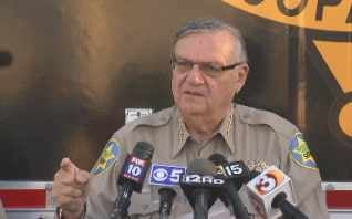 © Sheriff Arpaio defends crime sweep operation (Source: CBS 5 News)