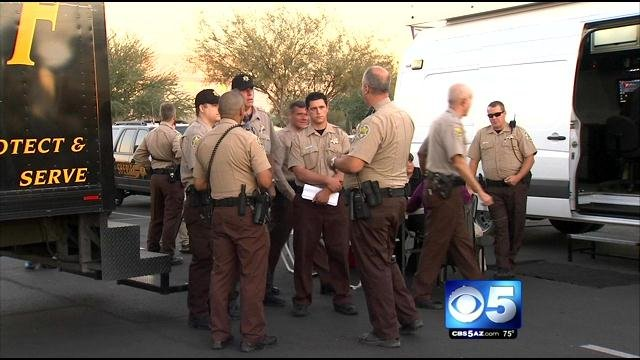 © MCSO crime suppression (Source: CBS 5 News)