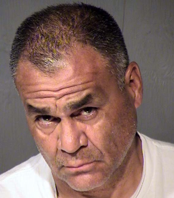Mark Rodriguez, Sr. (Source: Maricopa County Sheriff's Office)