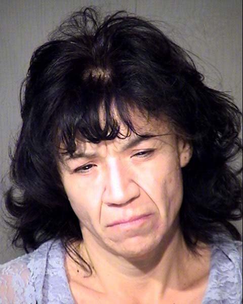 Lucy Saiz (Source: Maricopa County Sheriff's Office)
