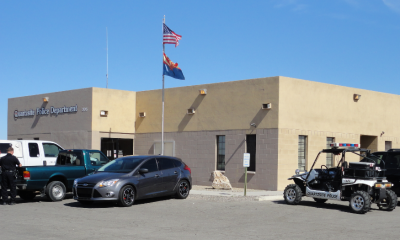 Quartzsite police station (Source: Town of Quartzsite)