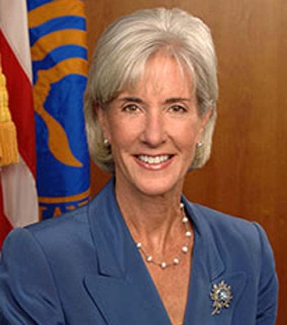 Health & Human Services Secretary Kathleen Sebelius (Source: www.hhs.gov)