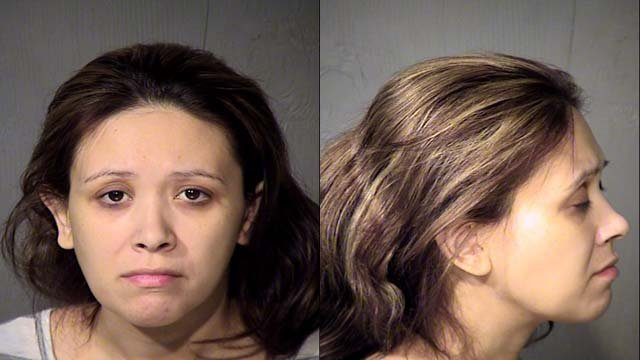 Katia Lieutaud (Source: Maricopa County Sheriff's Office)