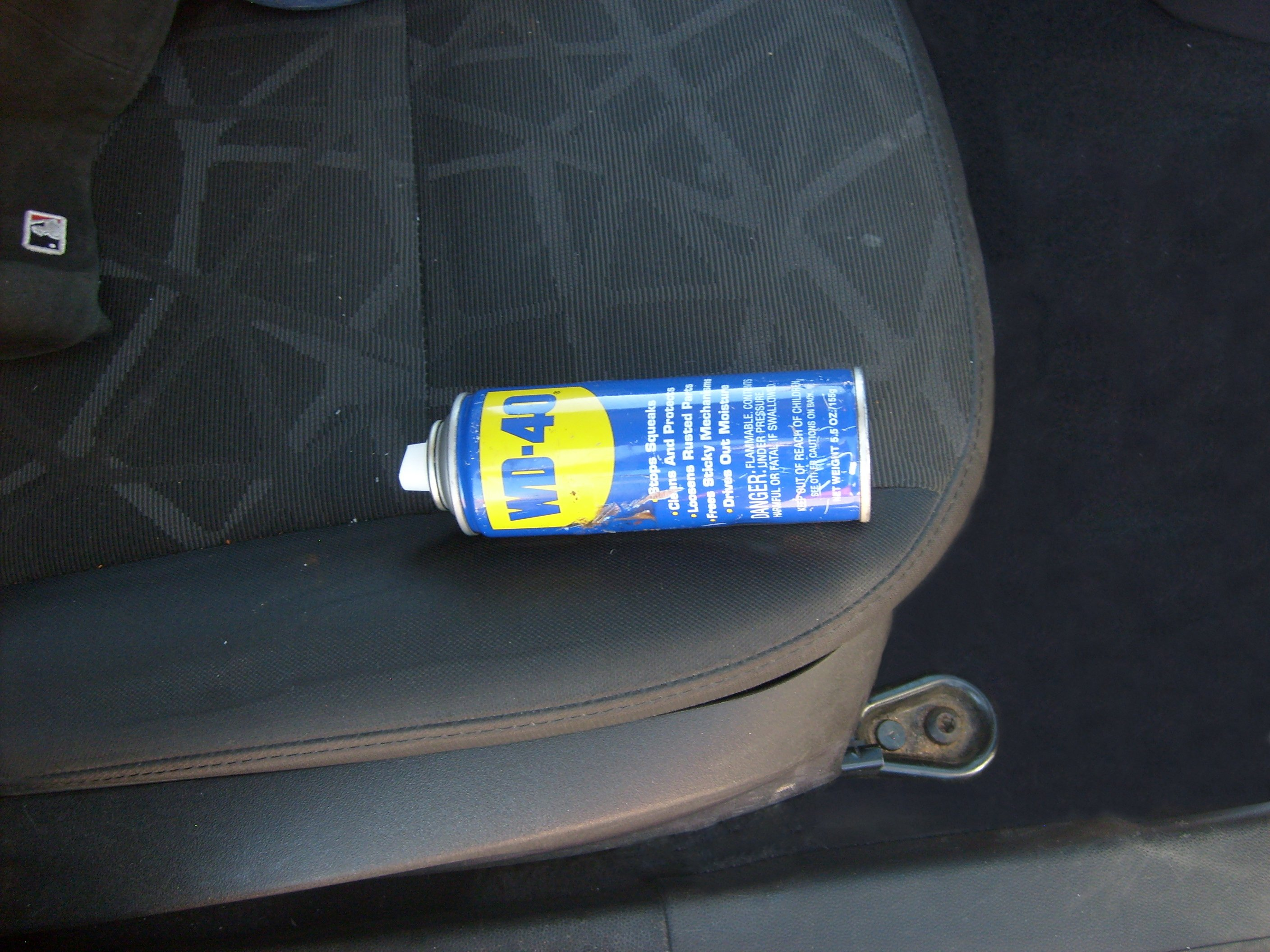 WD-40 can used to conceal contraband at SR 90 Checkpoint. (Courtesy: U.S. Customs and Border Protection)
