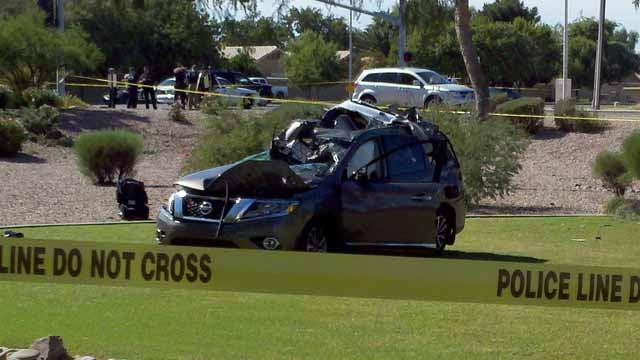 Hit and run driver sentenced in chandler crash kctv5 news for Department of motor vehicles chandler az