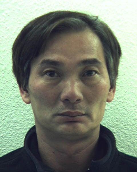 Bing Huang (Source: Yavapai County Sheriff's Office)