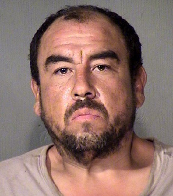 Tommy Andrade (Source: Maricopa County Sheriff's Office)