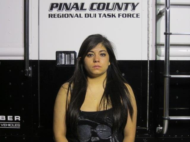 Amanda Leyvas (Source: Pinal County Sheriff's Office)