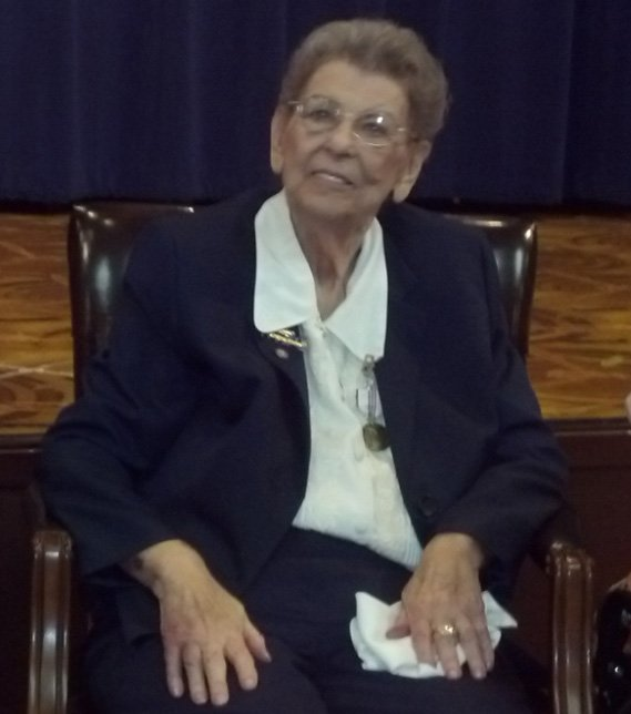 Dorothy Rowe (Source: CBS 5 News)