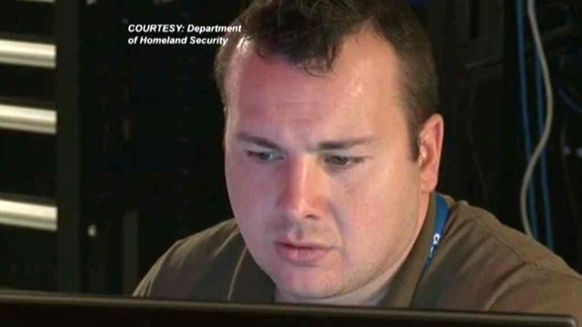 """For me, I was trying to find a new mission,"" said Neil Wiles of Scottsdale. (Source: Dept. Homeland Security)"