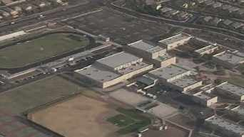La Joya High School in Avondale. (Source: CBS 5 News)