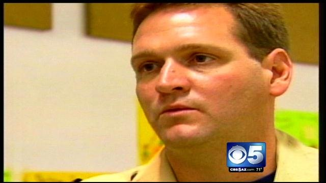 Phoenix police detective Daniel Moncrief