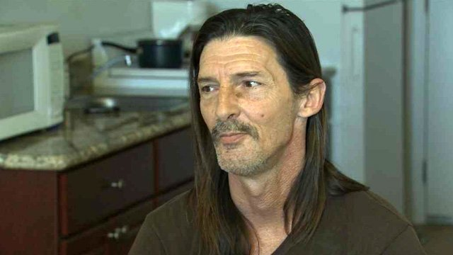 John Hankins says the loss of a friend helped get him on the road to sobriety. (Source: CBS 5 News)