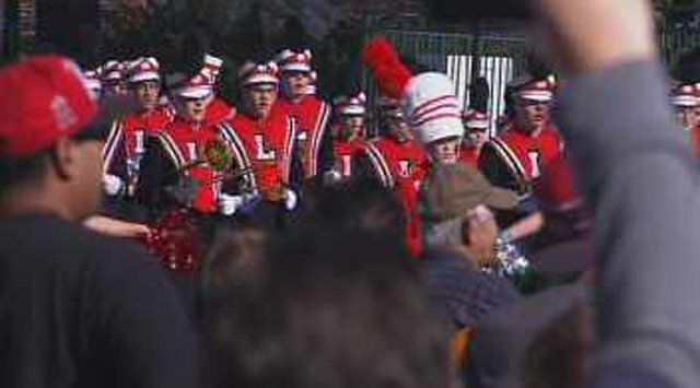 Fort McDowell Fiesta Bowl Parade in Phoenix. (Source: File/CBS 5 News)