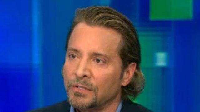 James Ray on CNN Monday night. (Source: CNN)