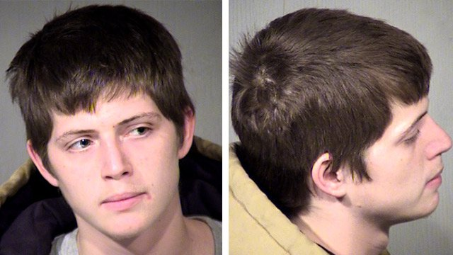 Kevin Kimes  (Source: Maricopa County Sheriff's Office)