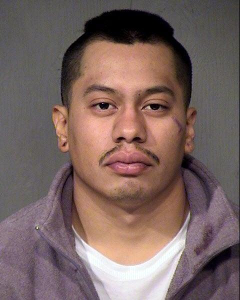 Roberto Solozarno (Source: Maricopa County Sheriff's Office)