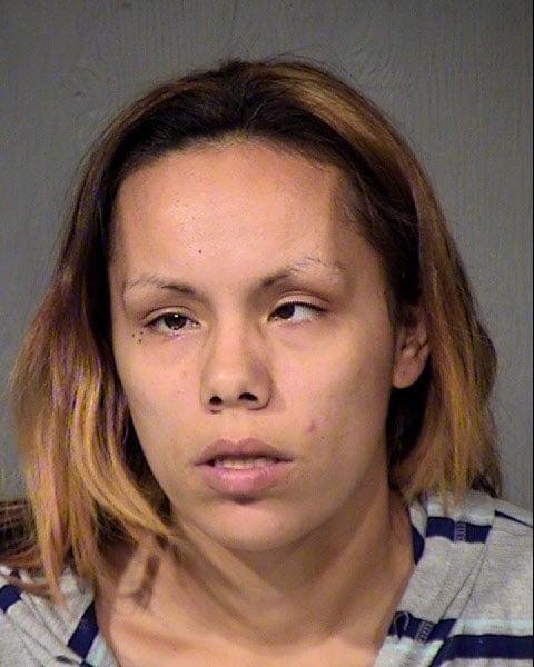 Salina Payan (Source: Maricopa County Sheriff's Office)