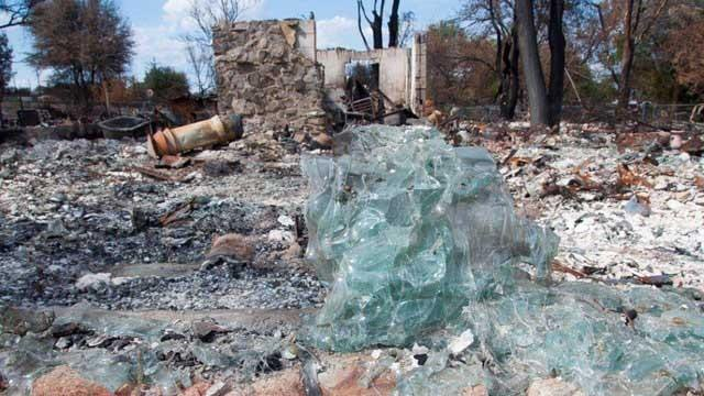 Victims of the Yarnell Hill Fire are starting to put dollar figures to the damage they suffered, and it's in the millions of dollars. (Source: CBS 5 News)