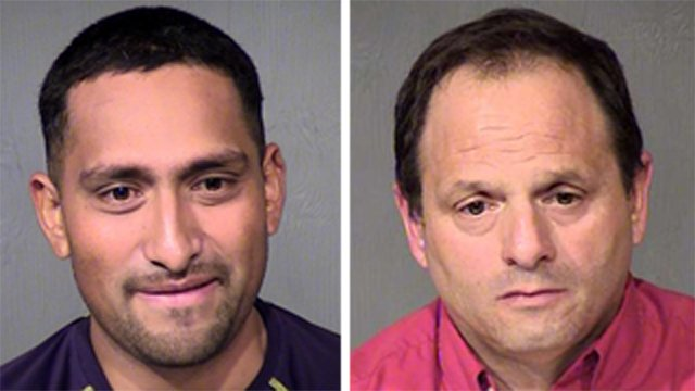 MCSO prostitution sting. (Source: Maricopa County Sheriff's Office)