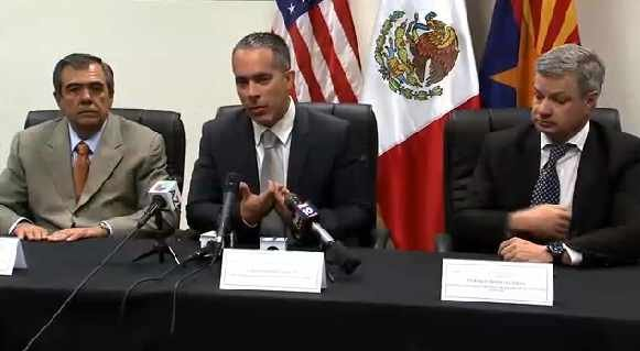The Mexican consulate holding a news conference Thursday morning on the deadly shooting.