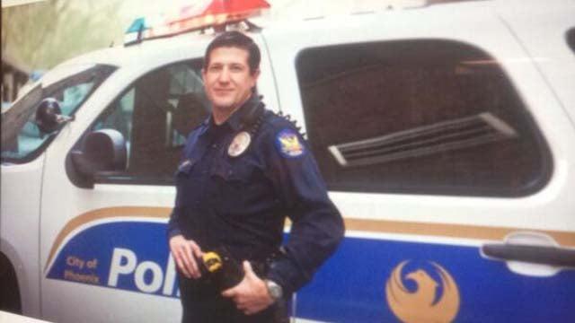 Phoenix police provided this photo of Scott Sefranka. (Source: Police Department)