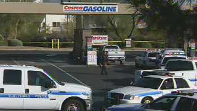 Pd No Charges Filed In Woman S Death At Az Gas Pump Fox