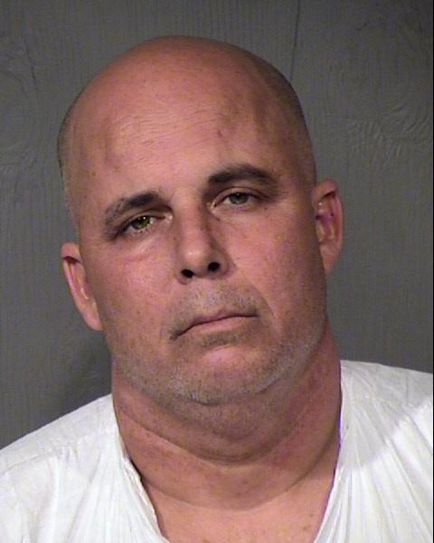 Gary Sherrill, Arrested for murder of son