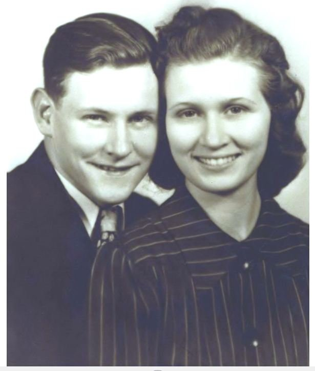 Bill & Mary Zea, 1938