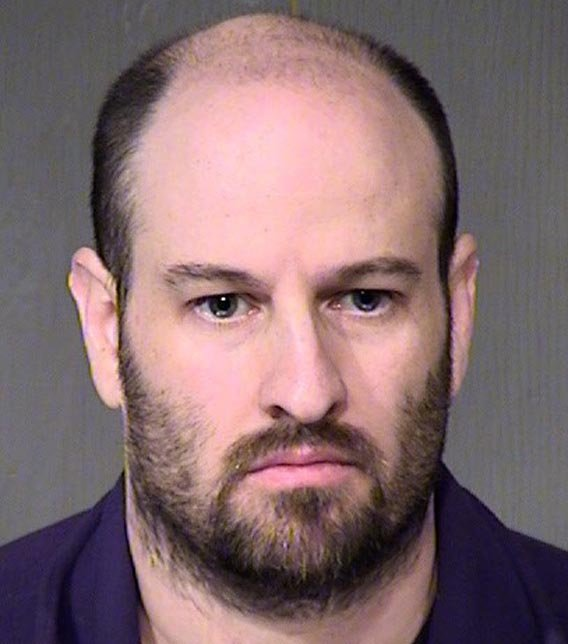 Stephen Austin (Source: Maricopa County Sheriff's Office)