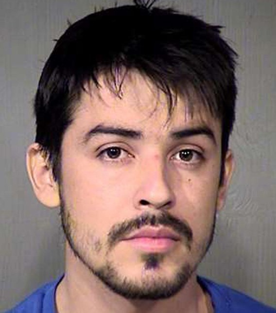 Juan Soto-Neris (Source: Maricopa County Sheriff's Office)
