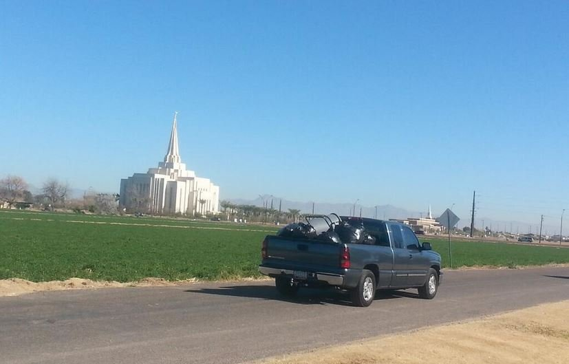 LDS Temple opens on Sat. Jan. 18
