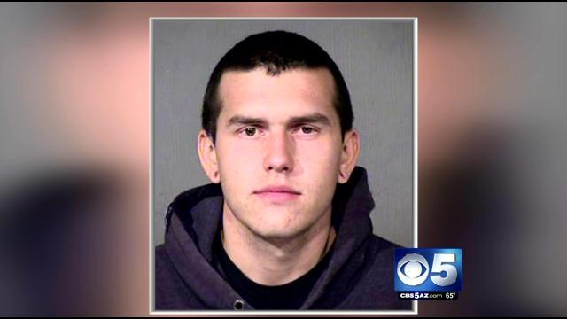 Nike Black, 20, is accused of killing Klatt, his MCSO cellmate. (Source: Maricopa County Sheriff's Office)