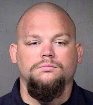 Joseph O'Conner's booking photo. (Source: Maricopa County Sheriff's Office)