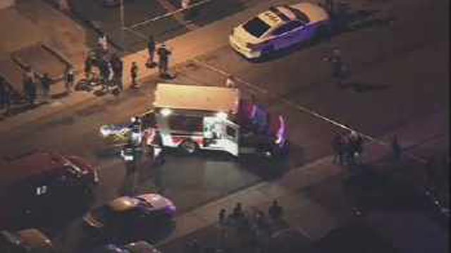 El Mirage officer-involved shooting (Source: CBS 5 News)