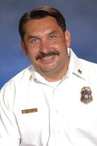 Phoenix Fire Chief Bob Khan. (Source: City of Phoenix)