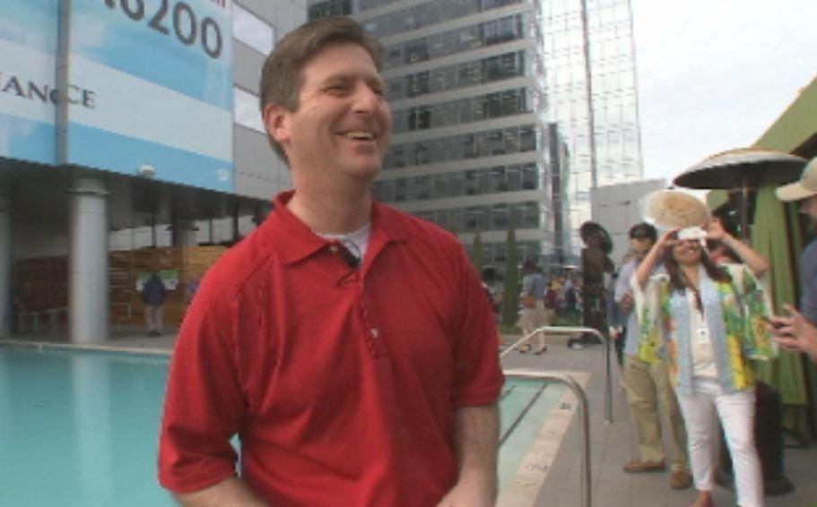 Phoenix Mayor Greg Stanton