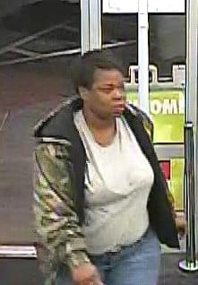 Phoenix police are looking for this woman in connection with a Walgreens robbery. (Source: SIlent Witness)