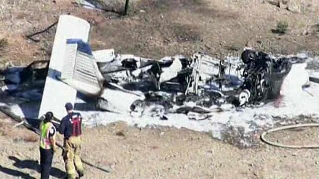 Plane Crash At Myrtle Beach