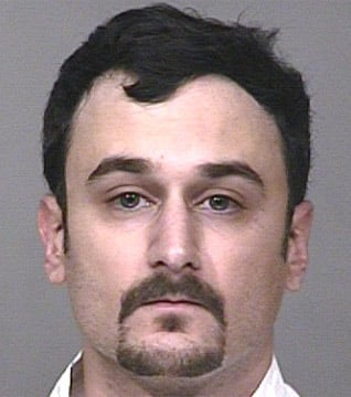 Matthew Fogel turned himself in to Scottsdale police Tuesday night. (Source: Scottsdale Police Department)